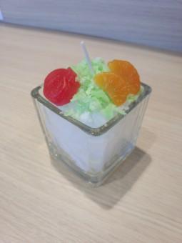 かき氷キャンドル