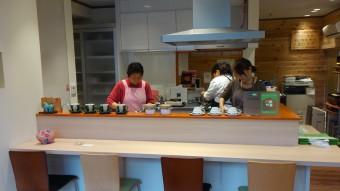 料理教室第5回目②