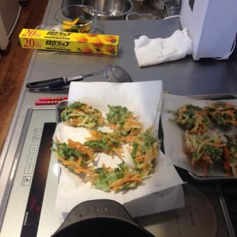 料理教室第4回目⑥