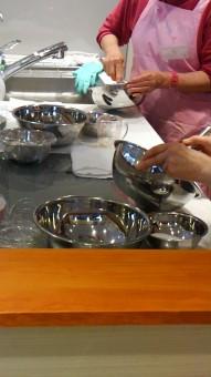 料理教室第5回目①