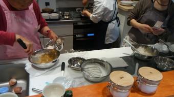 料理教室第5回目③